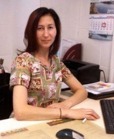 Сажнева Марина Анатольевна