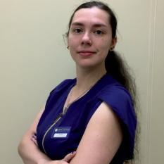 Захарова Анастасия Олеговна